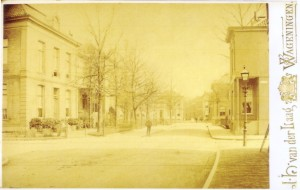 Parkstraat-rond 1900