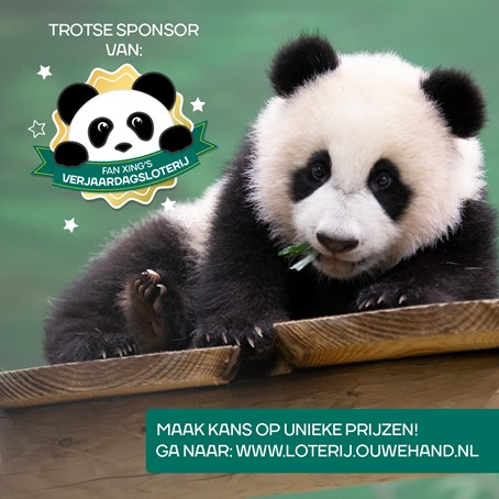 Loterij Ouwehands dierenpark